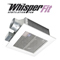 Panasonic Fans: WhisperFit Bathroom Fans