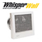 Panasonic Fans: WhisperWall Bathroom Fans