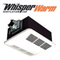 Panasonic Fans: WhisperWarm Bathroom Fans