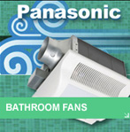 Panasonic Bathroom Exhaust Fans