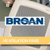 Broan Bathroom Ventilation Exhaust Fans